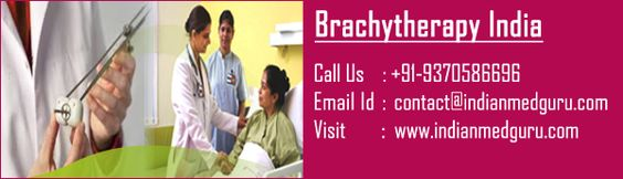 Brachytherapy in India for Prostate Cancer with IndianMedguru