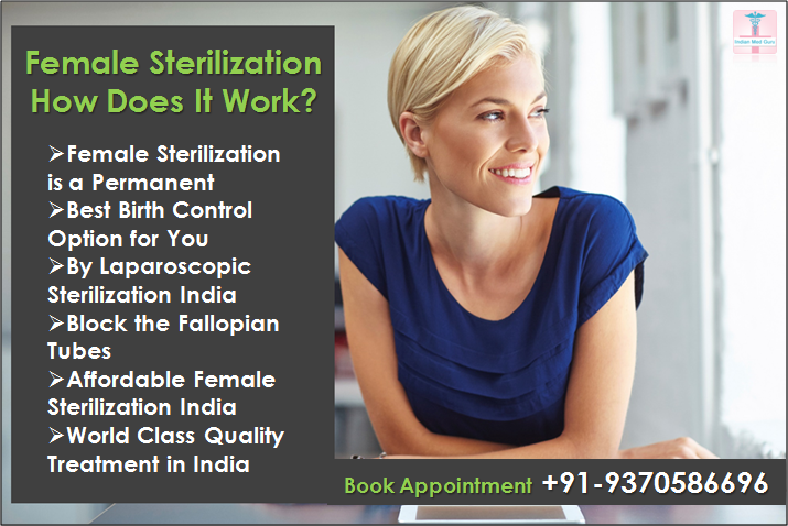 What Is Female Sterilization And How Does It Work Indian