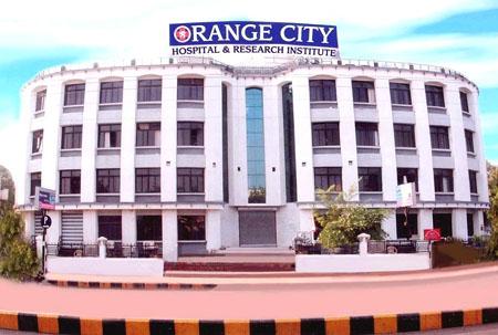 Orange City Hospital India